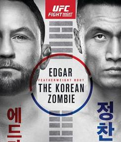 UFC Fight Night 165