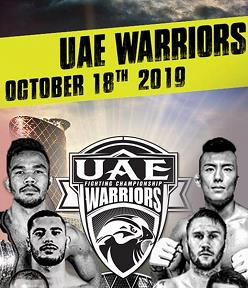 UAE Warriors 8