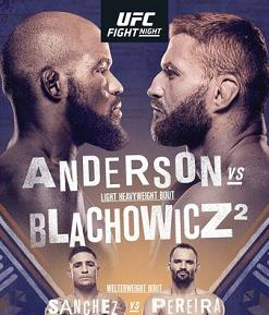 UFC Fight Night 167